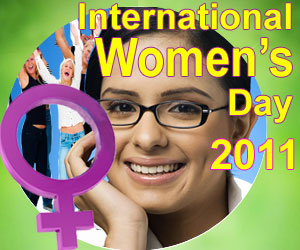 "International Women's Day 2011: ""Equal Access to Education, Training and Science & Technology: Pathway to Decent Work for Women"""
