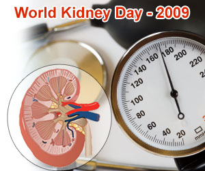 World Kidney Day - 2009