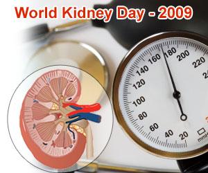 World Kidney Day - 2009