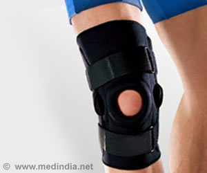 Wearing Knee Braces can Greatly Reduce Knee Cap Osteoarthritis