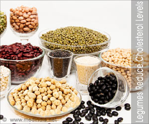 Legumes Like Beans, Chickpeas, Lentils and Peas Lower Cholesterol Levels