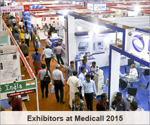 Medicall 2015: A Massive 3-Day Expo In Chennai Where Medicine Meets Management
