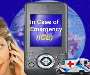 IN CASE OF EMERGENCY(ICE)-Life Saving Measures