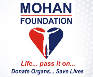 Streamlining Organ Donation by Sharing Experience: Memorandum of Understanding Between NHS Blood and Transplant and the MOHAN Foundation