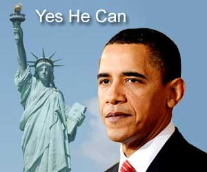 Yes He Can- Obama Historic Health Care Legislation