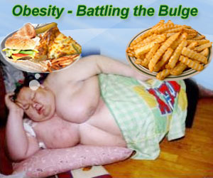 Obesity- Battling the Bulge