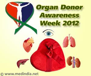 Organ Donor Awareness Week 2012 - 'Gifting Life'