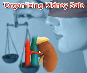 �Organ�izing Kidney Sale