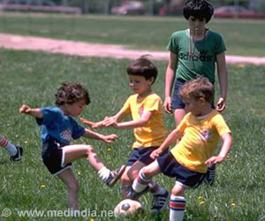 Outdoor Activity Reduces Chances of Developing Nearsightedness in Kids