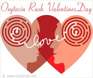 Valentine�s Day Triggers Love Hormone Oxytocin Rush