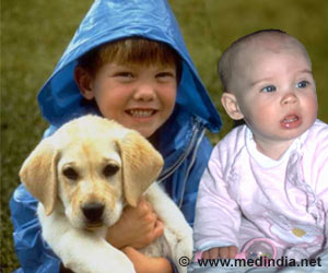 Pets and Siblings May Ward Off Egg Allergy in Infants