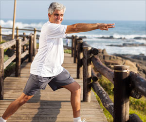 Association Between Physical Fitness and Metabolic Syndrome in the Elderly