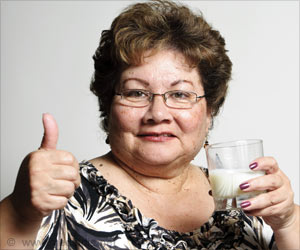What Happens When Postmenopausal Obese Women Drink Milk?