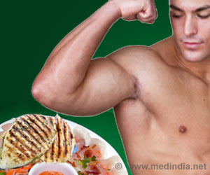 High Protein Intake Maintains Muscle Mass in Middle-Aged Men