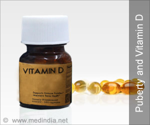 Precocious Puberty in Vitamin D Deficient Girls