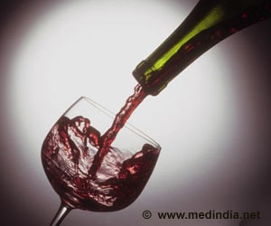 Red Wine may not Serve its Purpose in the Obese