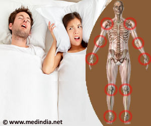 Sleep Apnea Increases Risk of Rheumatoid Arthritis