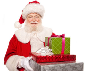 Heralding CHRISTMAS