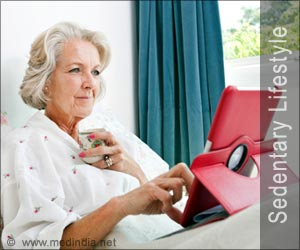 Sedentary Lifestyles Bad for Health of Postmenopausal Women