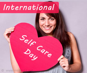 International Self-Care Day 2015