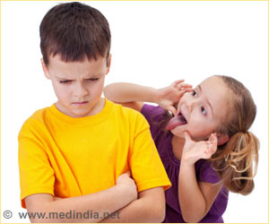 Younger Sibling can Increase Your Blood Pressure