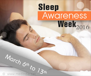 Sleep Awareness Week 2016 - #7days4bettersleep
