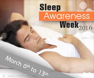 Sleep Awareness Week 2016 - #7days4bettersleep