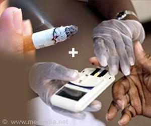 Psychiatric Symptoms in Diabetic Smokers