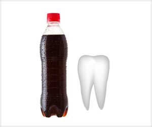 Soft Drinks Wreck Young People's Teeth Within 30 Seconds