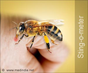 'Sting-O-Meter' That Tells You Which Insects Cause Most Pain