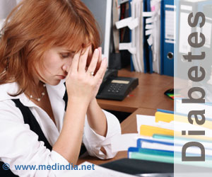 Strenuous Working Environment Leads to Diabetes