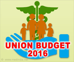 Union Health Budget 2016-2017