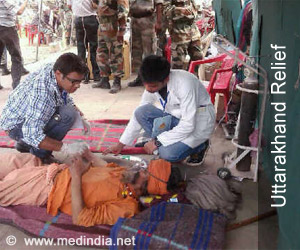 News on Uttarakhand Floods: Braving the Floods at Uttarakhand