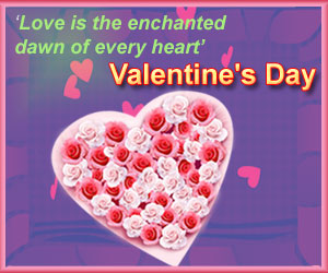 To Love Is To Live: Valentine's Day