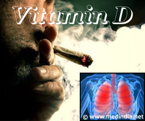 Vitamin D Improves Lung Function in Smokers
