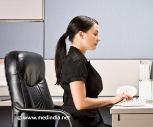 Sitting Long Hours at Work Results in �Desk Derriere�