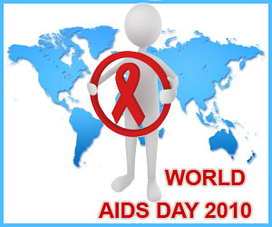 World AIDS Day 2010 -
