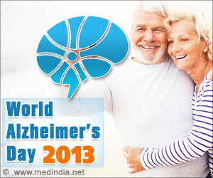 World Alzheimer�s Day 2013