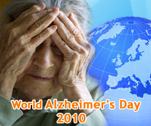 World Alzheimer's Day -