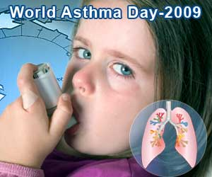 World Asthma Day 2009 – How You Can Control Your Asthma