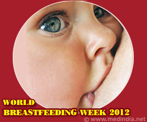 World Breastfeeding Week - 2012
