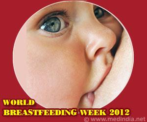 World Breastfeeding Week - 2012