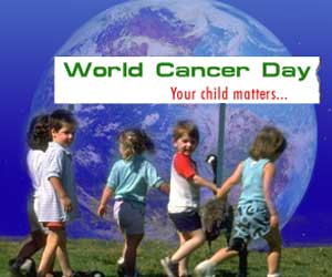 World Cancer Day -