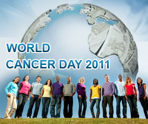World Cancer Day 2011