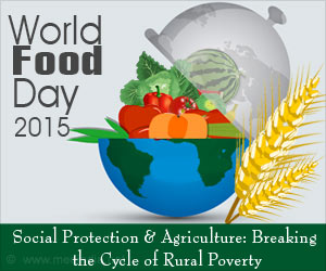 World Food Day 2015: Social Protection The Key To End Hunger And Poverty