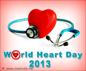 World  Heart  Day  2013