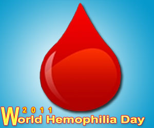 World Hemophilia Day 2011