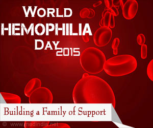 World Hemophilia Day 2015