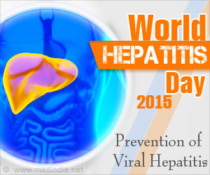 World Hepatitis Day 2015 – Prevention of Viral Hepatitis