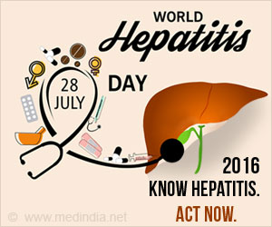 "World Hepatitis Day 2016: ""Know Hepatitis. Act Now"""